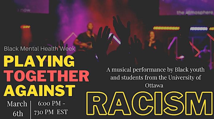 Black Mental Health Week image