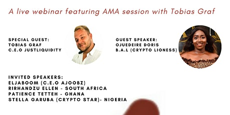 Decentralized Finance in Africa tickets