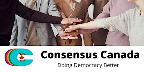 Consensus Canada/Ontario - Info Session tickets