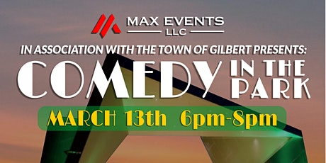 GILBERT COMEDY NIGHT tickets