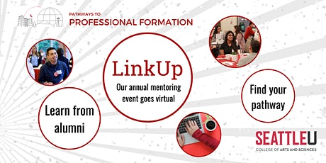 LinkUp: An Alumni and Student Mentoring Event tickets