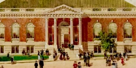 History of Bristol Public Library tickets