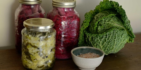 Home Vegetable Fermentation tickets