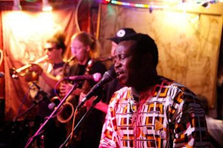 Africa Night at Sahara Lounge image