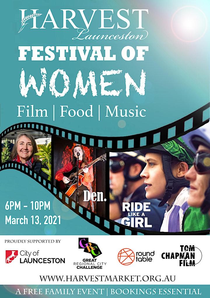 Harvest's Festival of Women 2021 image
