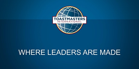 OPEN HOUSE @ IIBA MARKHAM TOASTMASTERS tickets