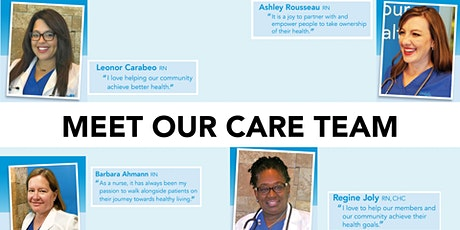 Meet Our Care Team - Virtual Event tickets