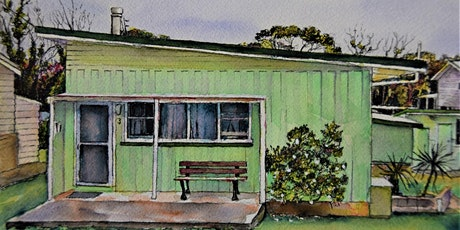 2 Day Painting Buildings in Watercolour and Ink Workshop with Ann Clarke tickets