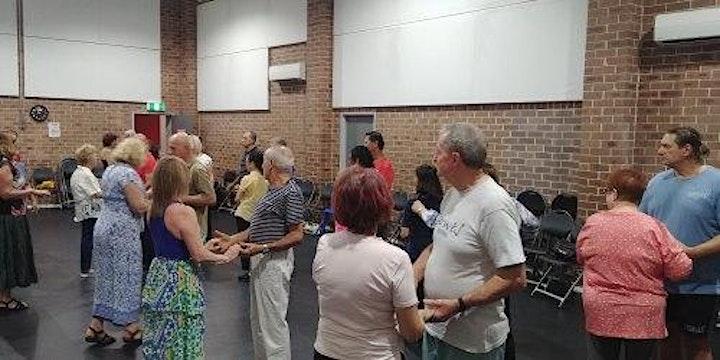 Salsa for Seniors Workshop image