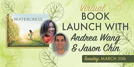 Book Launch with Andrea Wang & Jason Chin tickets