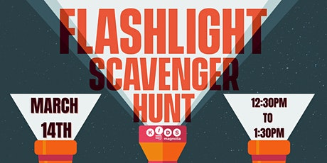Flashlight Scavenger Hunt (MagKIDS & Families) tickets