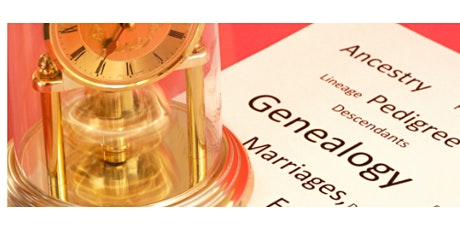 Genealogy Records and Ancestry.com tickets