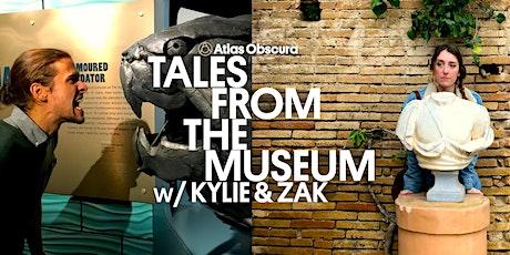 Tales From the Museum w/ Kylie & Zak: Dublin's Dead Zoo tickets