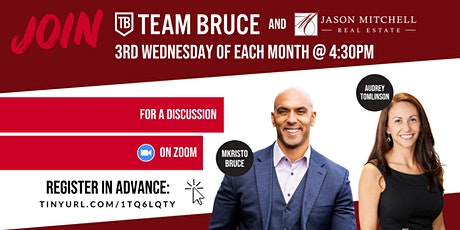 Homebuyers Workshop (Zoom) Host by Team Bruce from Guild Mortgage tickets