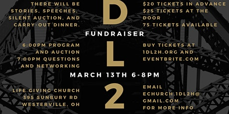 1DivineLine2Health Fundraiser Spaghetti Dinner tickets