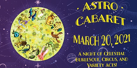 The Astro Cabaret tickets