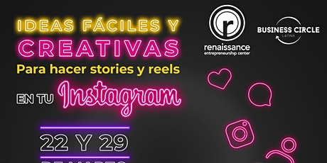 Ideas faciles y creativas para hacer Stories y Reels en tu Instagram entradas