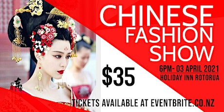 Chinese Fashion Show Rotorua tickets