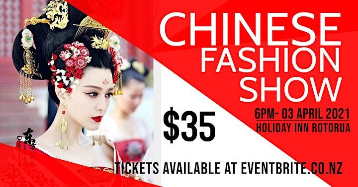 Chinese Fashion Show Rotorua image