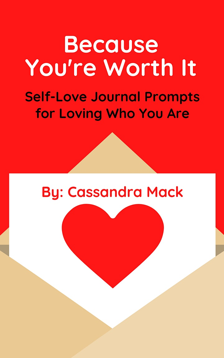 The Self Love Journaling Workshop: Journal & Sip Event with Cassandra Mack image