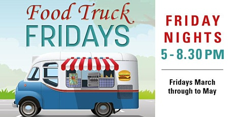 Food Truck Fridays - Berowra - Hornsby Shire Council tickets