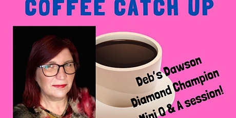 February Coffee Catch Up tickets