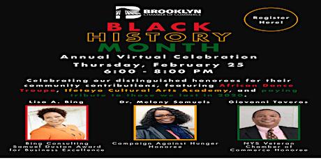 Black History Month Celebration tickets