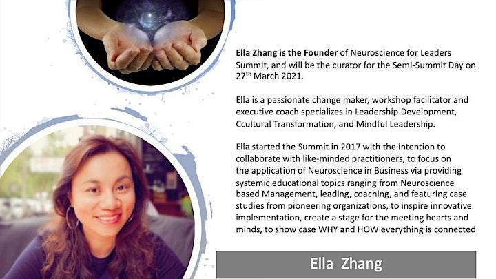 Neuroscience for Leader 2021 Semi-Summit Day image