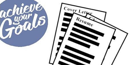 Resume Building and Cover Letter Writing Workshop tickets