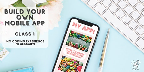 Make a Mobile App in 90 Minutes | No coding experience needed! biglietti