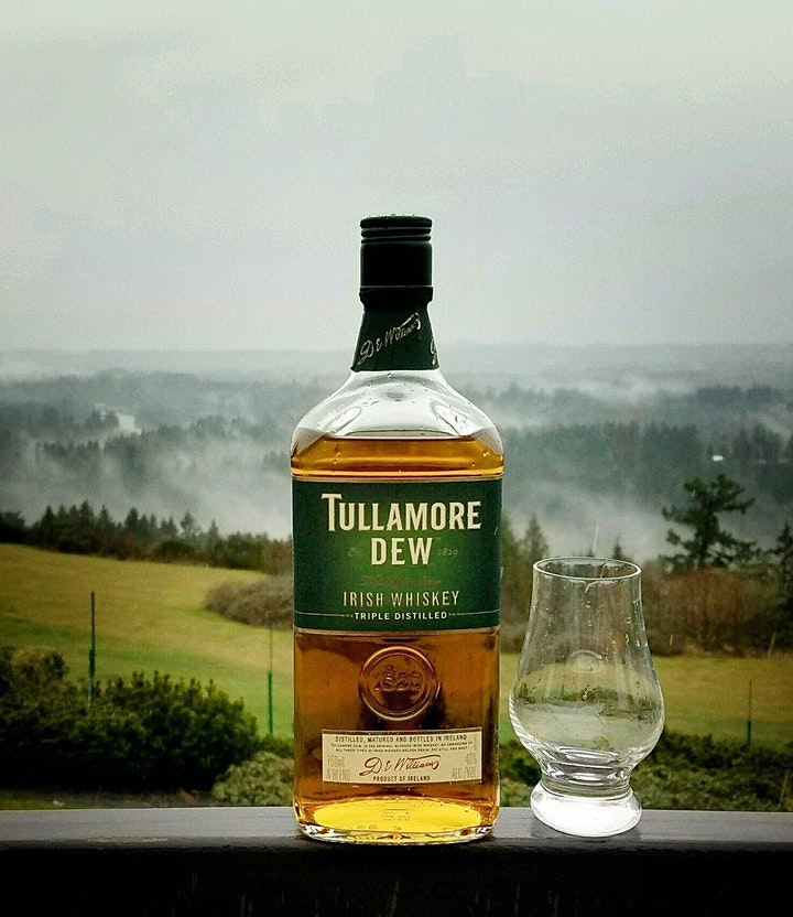 #FreeSips  Tullamore Dew Irish Whiskey   HWC 56th Anniversary Kick-Off image