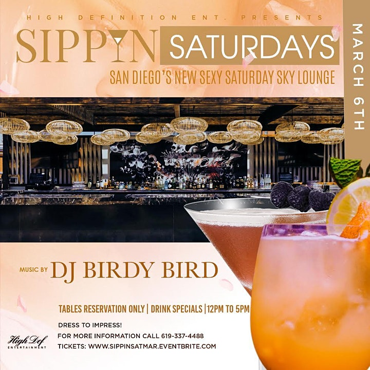 Sippin Saturdays image