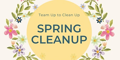 City of San Mateo: Spring Cleanup tickets