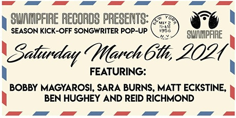 Season Kick-Off Songwriter Pop-Up tickets