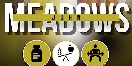 John Meadows Seminar tickets