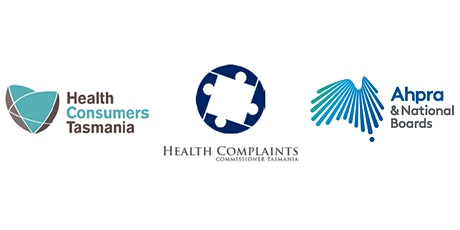 Understanding Tasmania's  Health Complaints System - for health staff tickets
