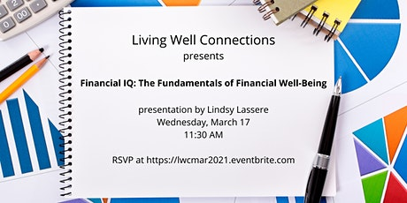 Financial IQ: The Fundamentals of Financial Well-Being Tickets