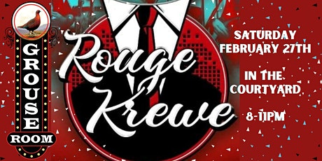 Rouge Krewe in the Courtyard tickets