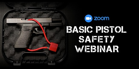 Basic Gun Safety Webinar tickets