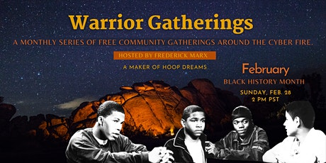 Warrior Gatherings: Black History Month tickets