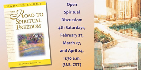 What Is Spiritual Freedom? tickets