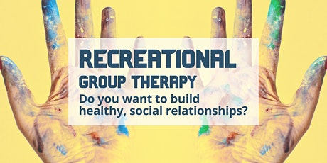 Recreational Group Therapy - By Arena Health and Papernook tickets