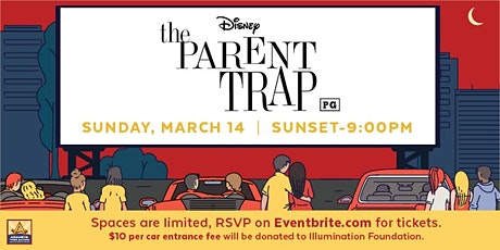Drive-In Movie Featuring The Parent Trap tickets