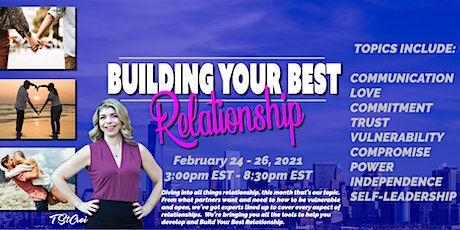 Building Your Best Relationship tickets