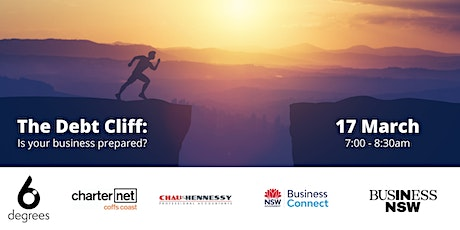 The Debt Cliff: Is your business prepared? tickets