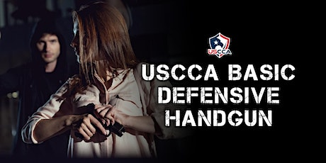 USCCA BASIC DEFENSIVE HANDGUN tickets