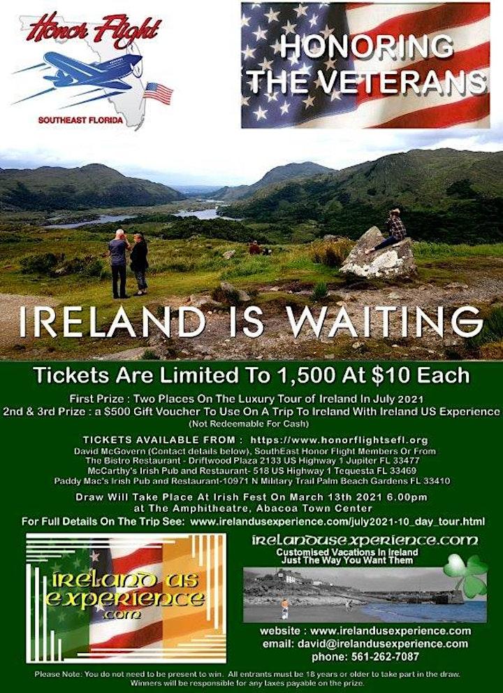 Jupiter Irish Fest image