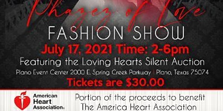 Phazez Of Love Fashion Show tickets