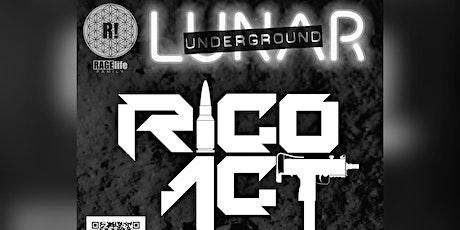 Lunar Underground by Ragelife Family tickets