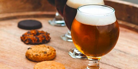 Girl Scout Cookie & Beer Pairing : Kelsey City Brewing tickets